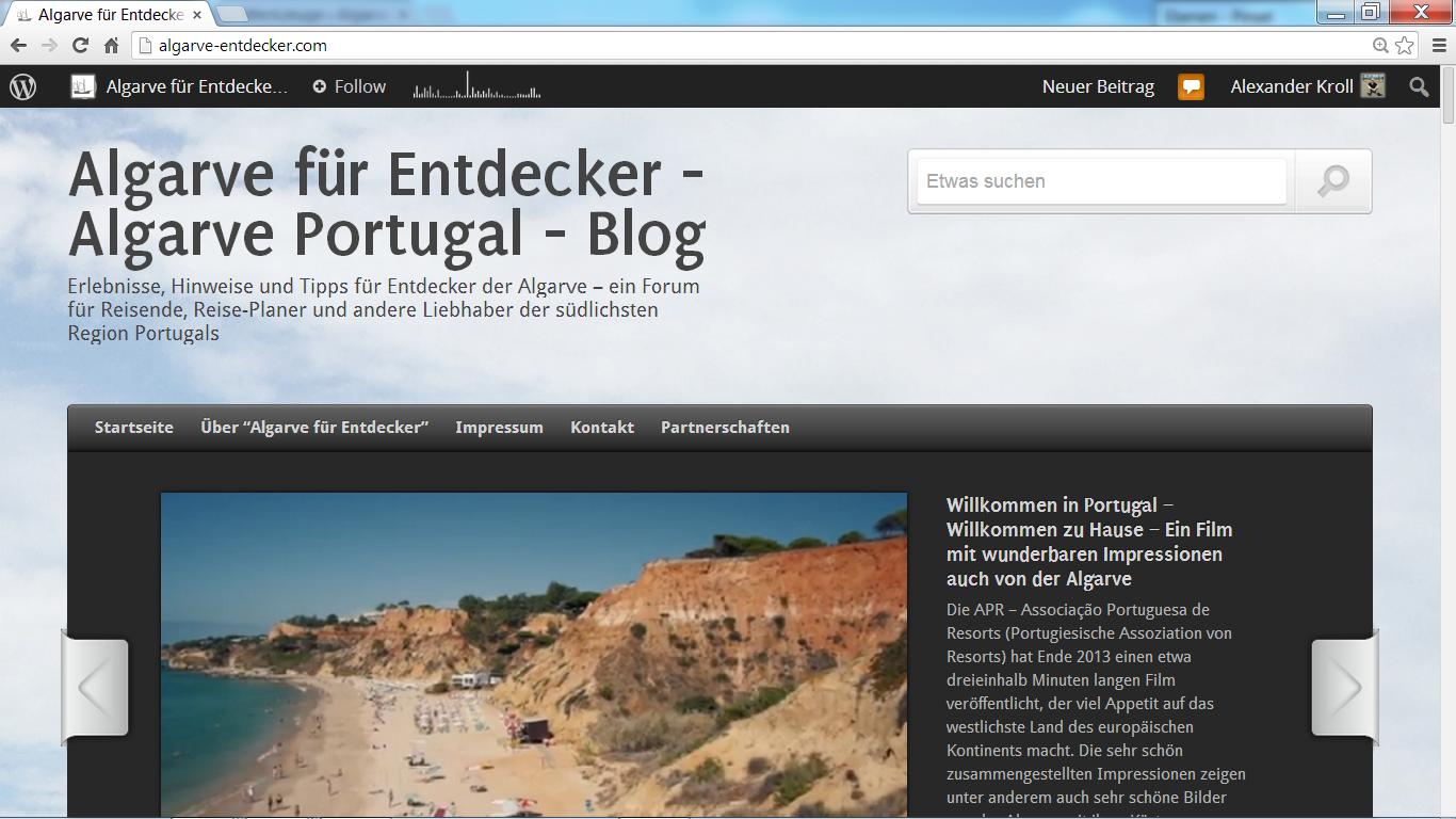 Algarve für Entdecker