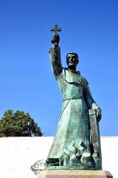 Denkmal São Vicente, Albufeira (mit freundlicher Genehmigung von: http://quarknet.de)