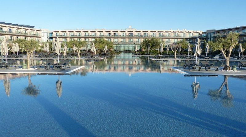 Hotel an der Algarve