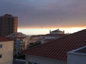 Über den Dächern der Algarve