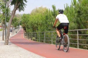 European Cycling Week Algarve Radweg