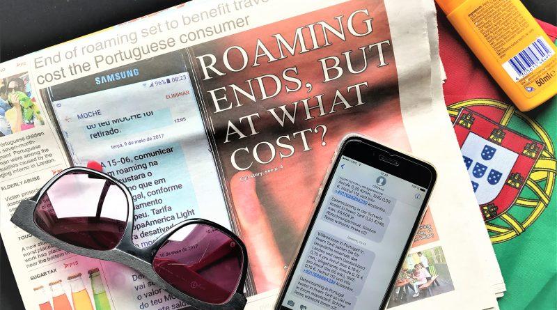 Wegfall der Roaming-Gebühren macht Mobilkommunikation auch im Portugal- bzw. Algarve-Urlaub billiger