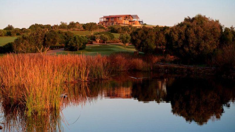 Golfplatz Espiche bei Lagos an der Algarve
