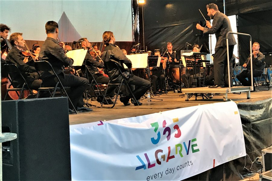 365 Algarve mit Orquestra Classica do Sul