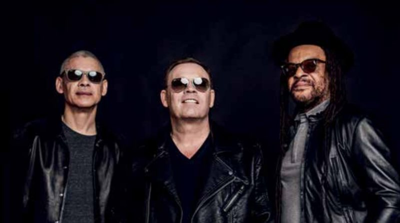 UB40 Konzert in Albufeira an der Algarve August 2017
