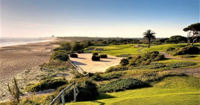 Algarve Golf Vale do Lobo Ocean Course