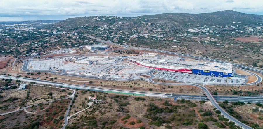 Algarve-News zur verschobenen Eröffnung bei MAR Shopping Algarve