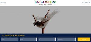 Algarve-News über die neue Website von 365 Algarve