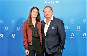 Lissabon-Krimis der ARD mit Jürgen Tarrach und Vidina Popov