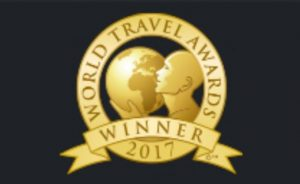 World Travel Awards Logo für die Gewinner 2017