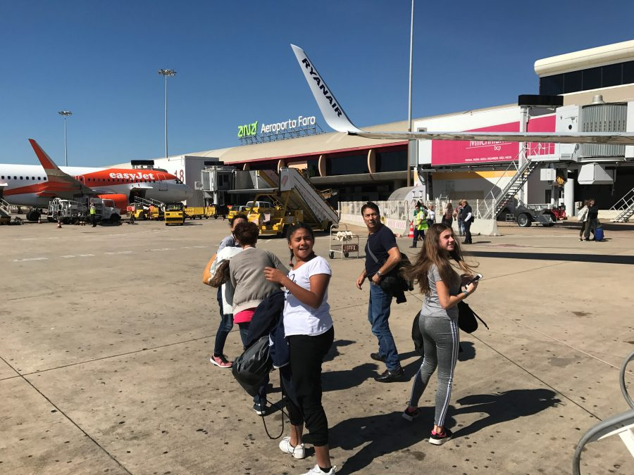 Algarve-News zum boomenden Algarve-Flughafen Faro