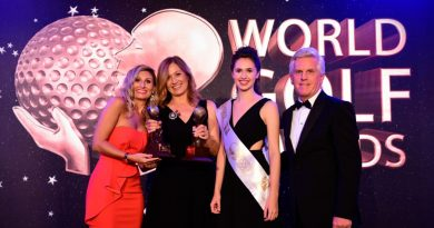 Golf-Destination Portugal empfing 2017 den World Golf Award als weltbeste Destination