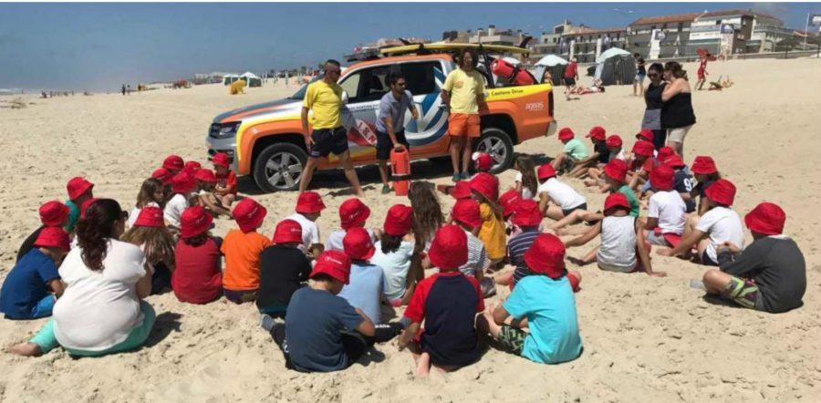 Algarve-News über Sensibilisierung für Gefahren am Algarve-Strand