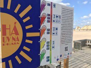 Sonnenschein an der Algarve erfordert Beachtung des UV-Index