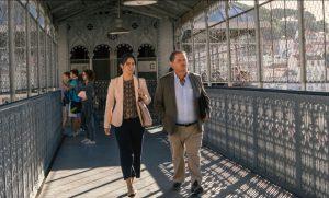 Lissabon Drehort für Krimi-Hauptdarsteller Tarrach und Popov