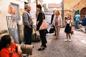 Vidina Popov spielt Roma-Tochter im Lissaboner Alamada-Viertel