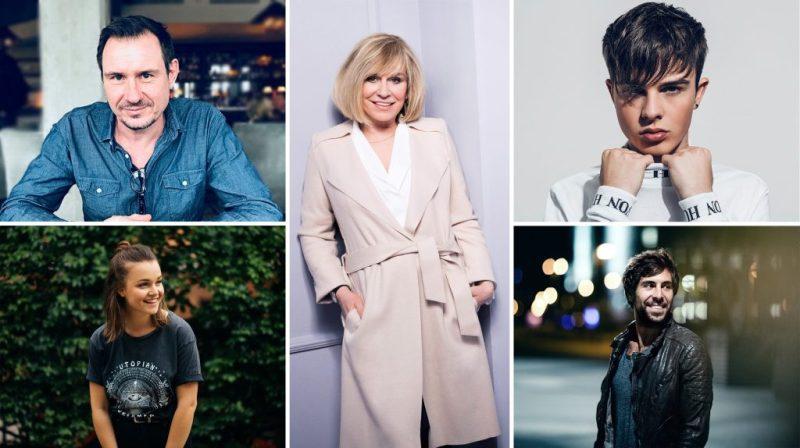 Eurovision Song Contest 2018 in Lissabon mit nationaler deutscher Jury