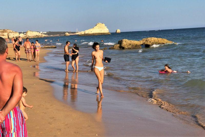 Algarve News über Strände mit Gold-Qualität an der Algarve