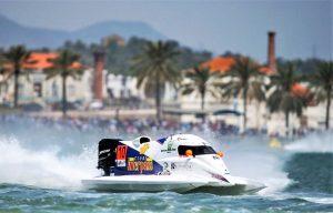 Algarve News zur Formel 1 der Rennboote an der Algarve