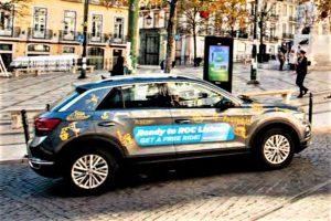 Zum Wunder der Wirtschaft von Portugal trägt auch Volkswagen bei