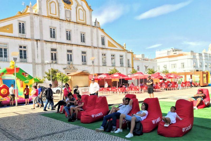 Sommermärchen Fußball-WM zum Start mit wenigen Fans an der Algarve