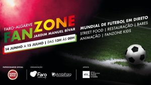 Sommermärchen Fußball-WM wird an der Algarve mit Fan-Zonen gefeiert