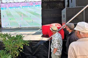 Sommermärchen Fußball-WM interessiert auch ältere Fans an der Algarve