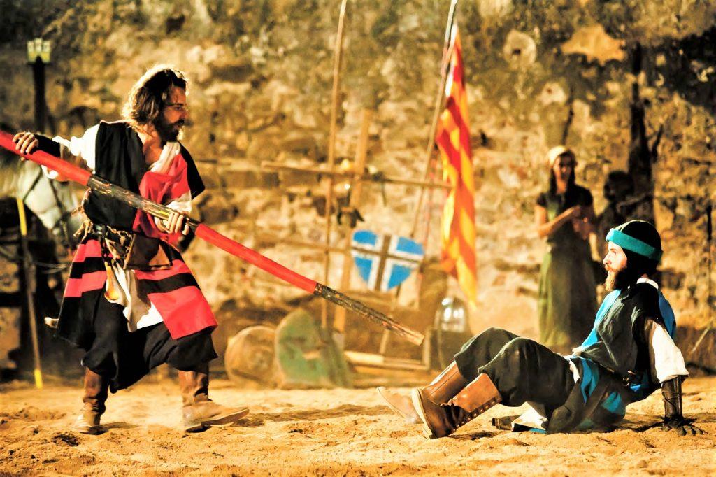 Algarve-August bietet Mittelalter-Feste