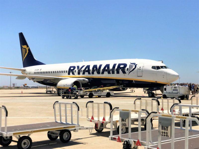 Ryanair-Streik betrifft auch Flüge von und nach Faro an der Algarve