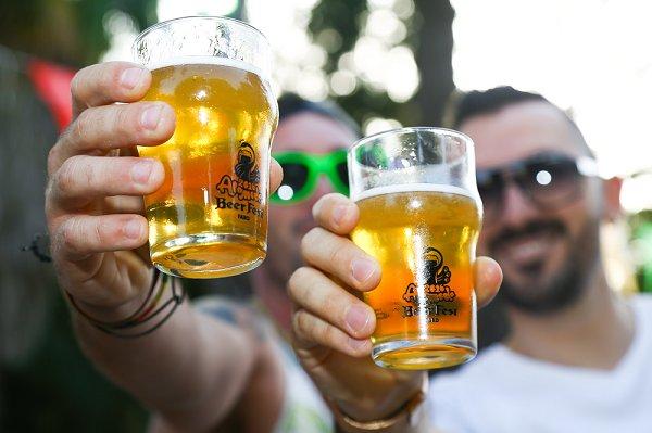 Algarve-Sommer mit Bier-Festival in Faro
