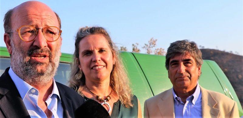 Iberischer Luchs in Silves gerettet durch Notfall-Evakuierung