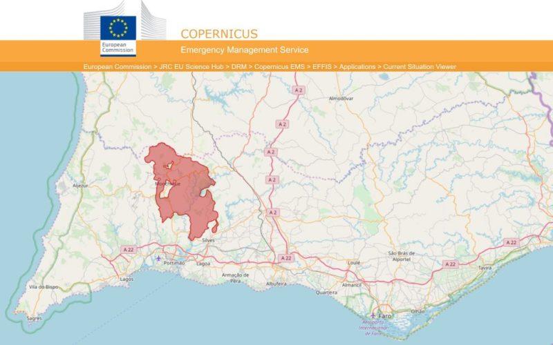 Dauerbrenner Algarve-Waldbrände vernichten Fläche so groß wie Naturpark Bayerischer Wald