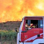 Waldbrand an Algarve: Dauerbrenner seit sieben Tagen