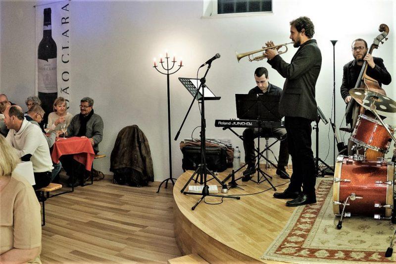 Kultur im Programm 365 Algarve bringt Jazz in Weingüter von Silves