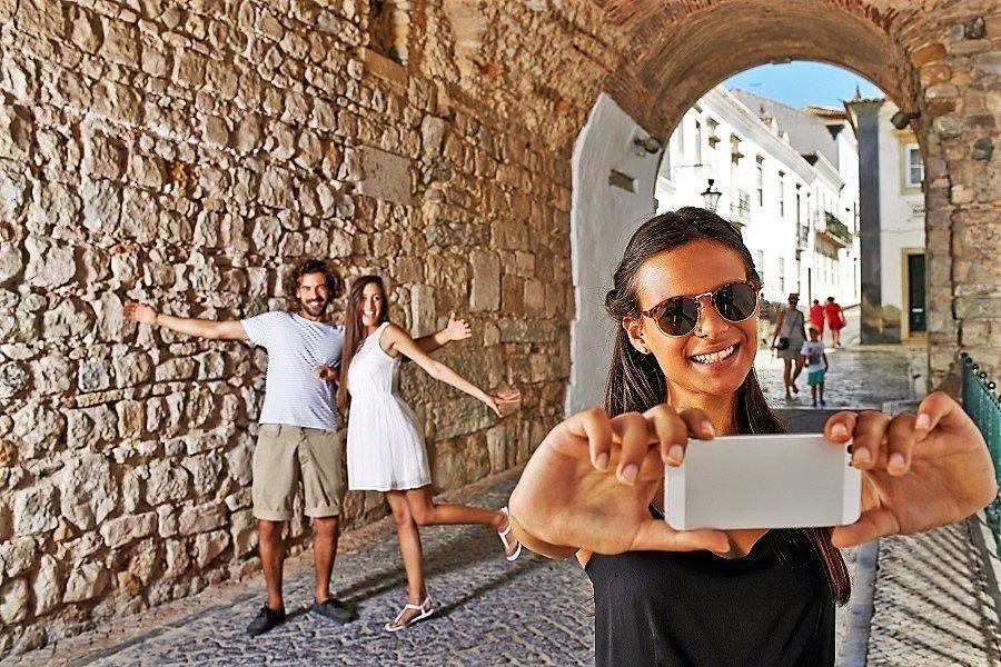 Schauplatz für einen weiteren Algarve-Krimi könnte die historische Altstadt von Faro sein