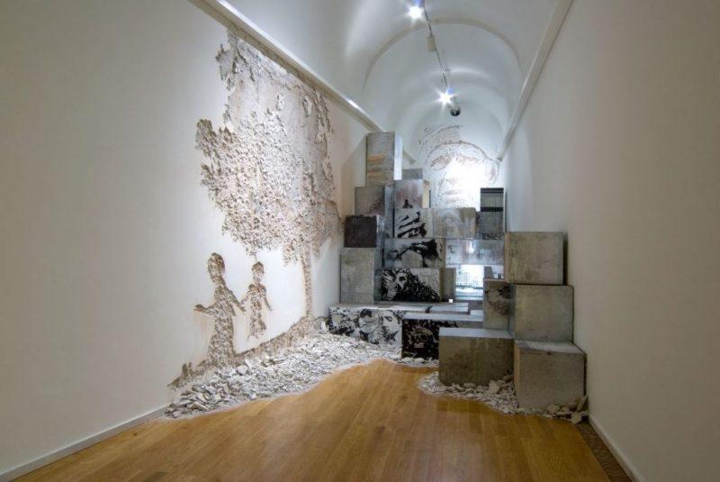 Museen im Alentejo zeigen auch zeitgenössische Kunst, zum Beispiel das MACE