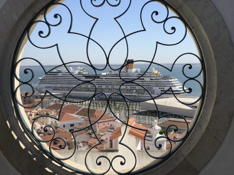 Algarve News über wachsende Beliebtheit von Kreuzfahrten bei Portugiesen