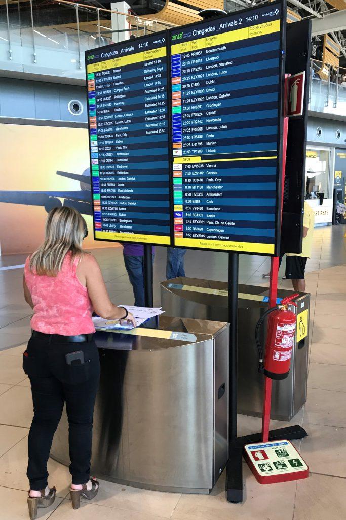 Algarve News über Kampf des Flughafens Faro um mehr Fluggäste