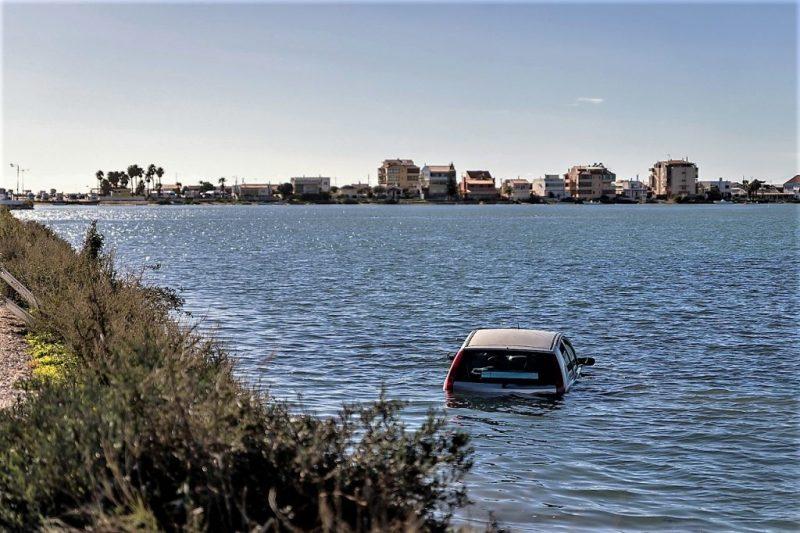 Algarve News zu Auto in Naturschutzgebiet Ria Formosa bei Faro