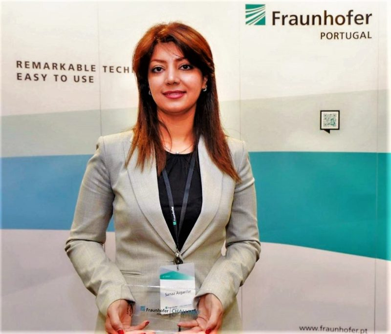 Algarve News über Fraunhofer-Preis für Doktorandin der Algarve-Universität in Faro