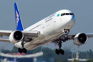 Notlandung einer Air Astana-Embraer nach Irrflug über Portugal