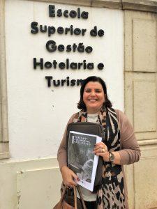 Weinreisen und Kochreisen analysierte Algarve-Professorin Claudia Almeida