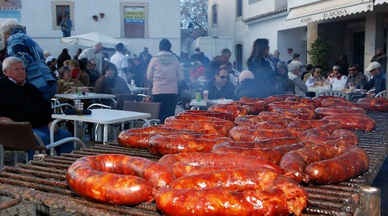 Algarve-Januar bringt das Fest der Chourico-Wurst in Querenca mit sich