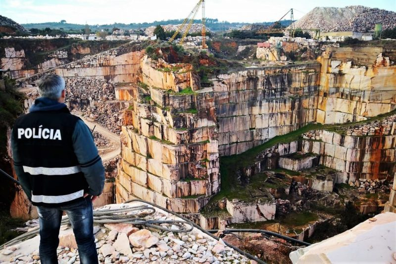 Algqrve News zu Inspektionen von Steinbrüchen im Alentjeo-Bezirk Evora