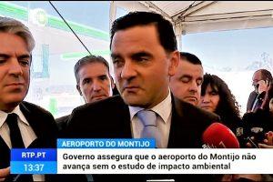 Flughafen Lissabon: Ausbau unterliegt Umweltverträglichkeits-Prüfung
