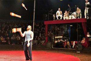 Zirkusfestival zu jedem Silvester im Algarve-Gebirgsort Monchique geplant