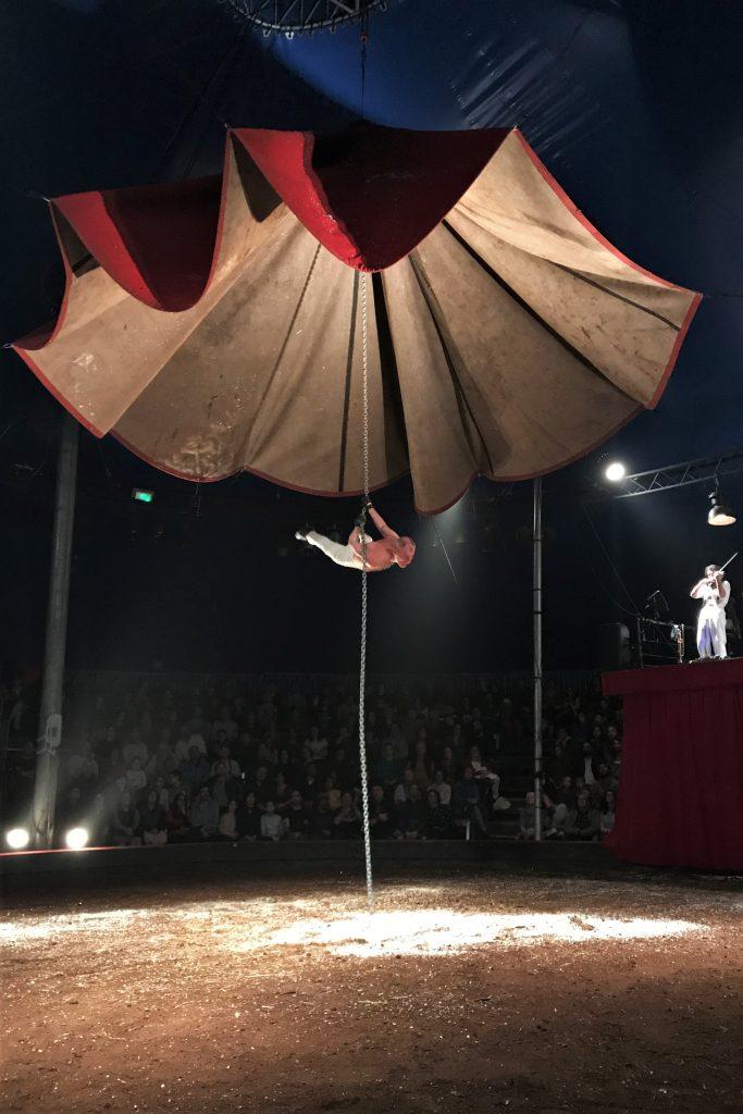 ZIrkusfestival in Monchique an der Algarve zu jedem Silvester dürfte schon bald unter Dach und Fach sein