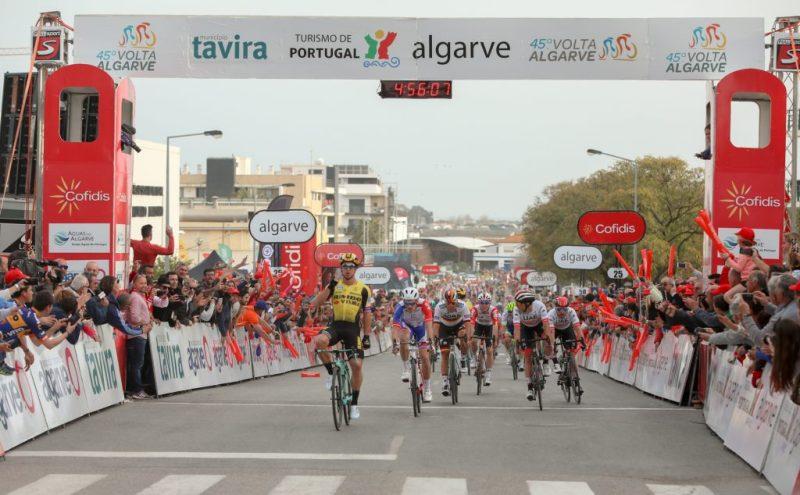 Algarve News zu Abschluss der 45. Volta ao Algarve in Malhao