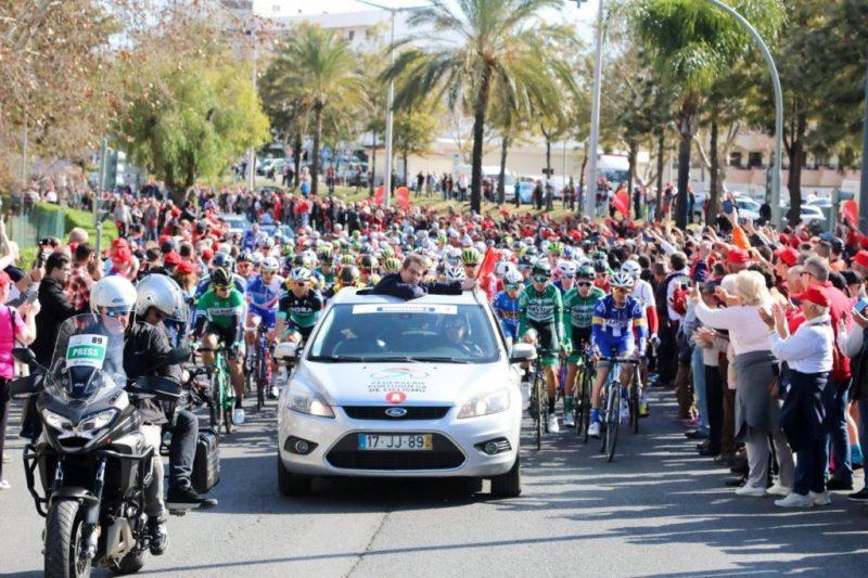 Algarve-Rundfahrt Volta ao Algarve bekommt viel Publikumszuspruch