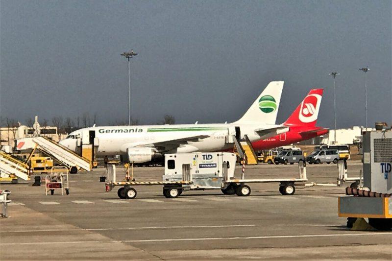 Germania-Insolvenz folgt Airberlin- und Niki-Insolvenz und trifft Algarve-Flughafen Faro